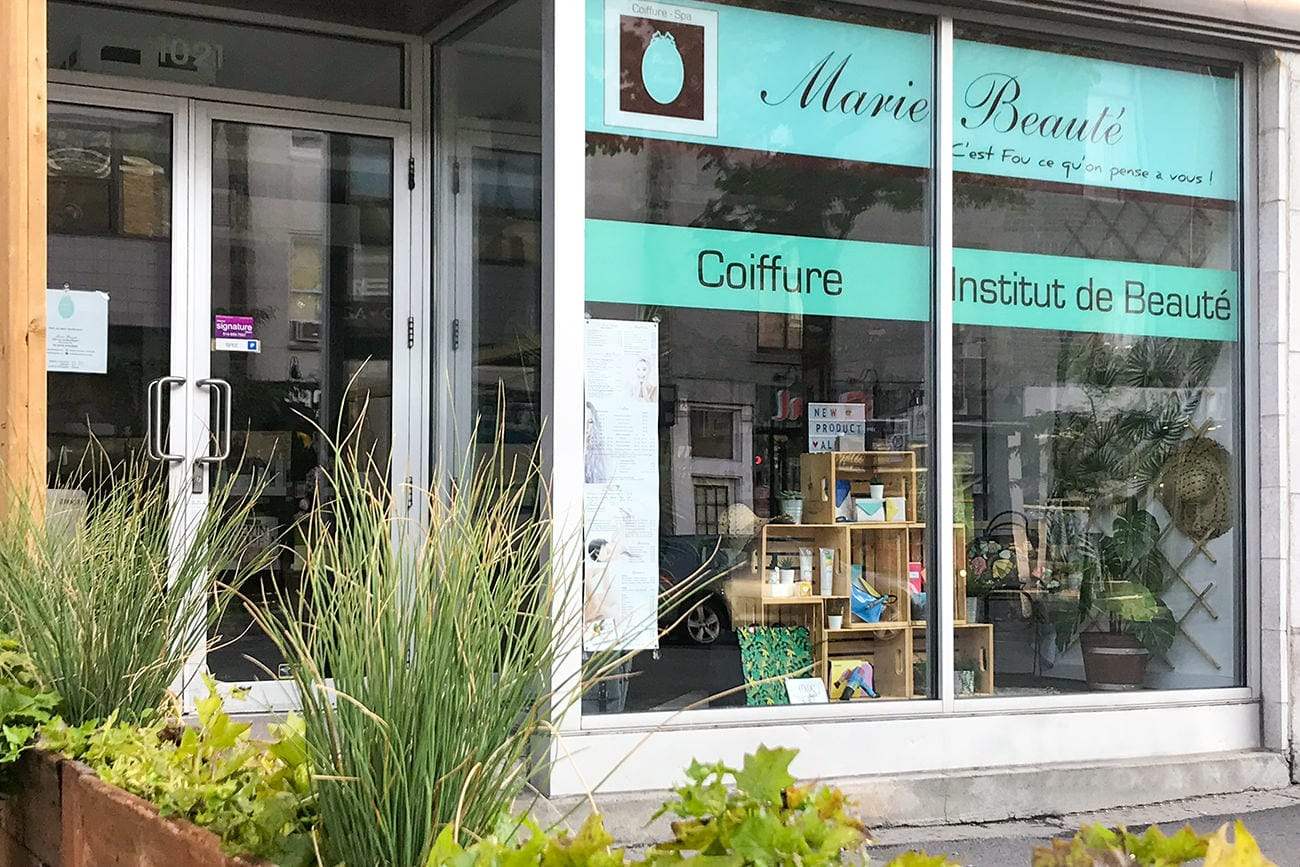 Marie Beauté Hair and Beauty Salon | Esthetics and Beauty ...